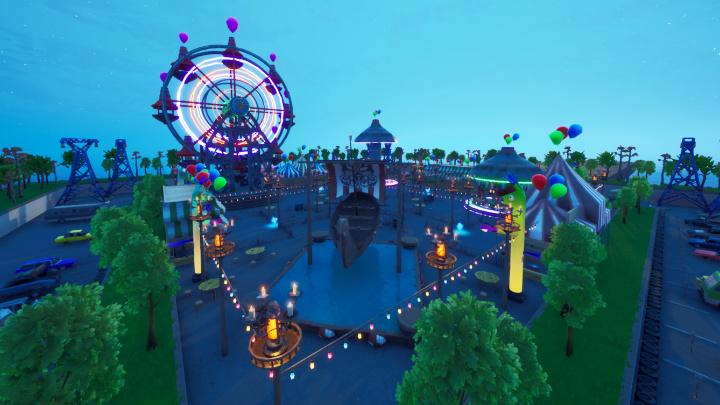 Imagen - Desafío Parque Colosal en Fortnite: cómo jugar