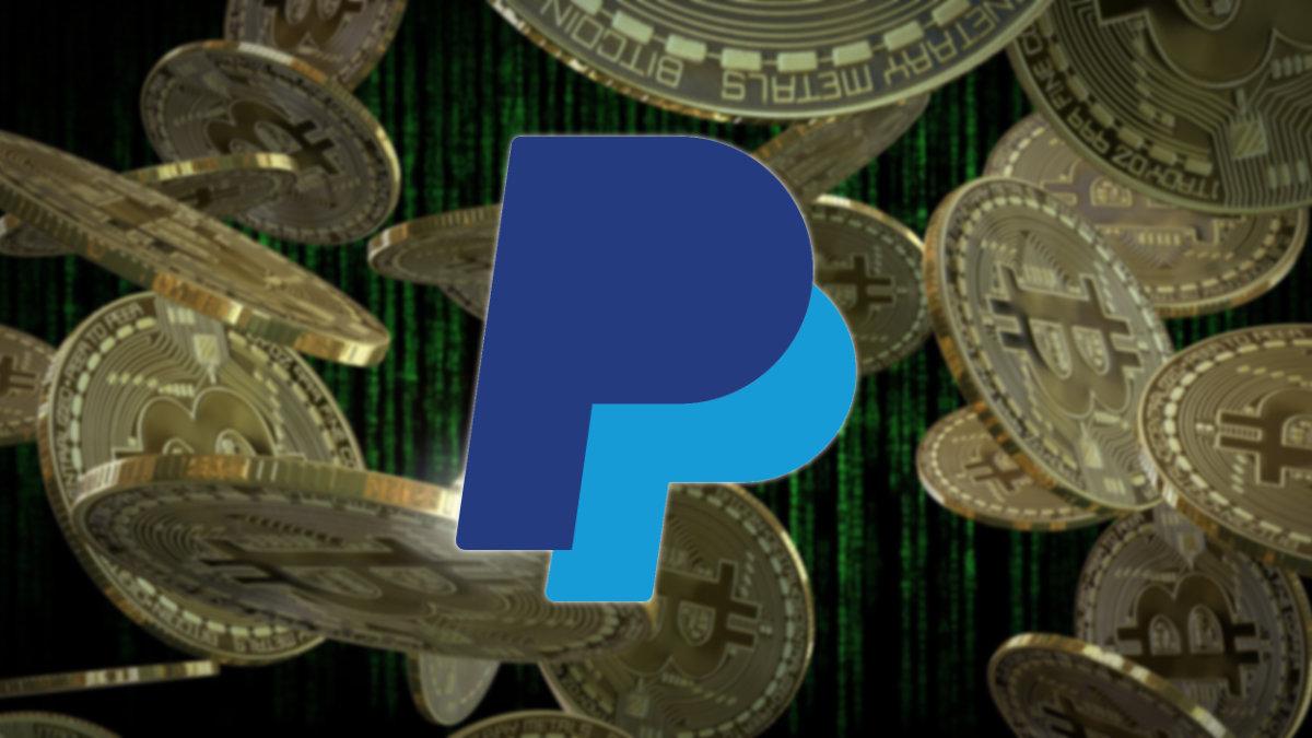 PayPal ya permite comprar criptomonedas en Coinbase