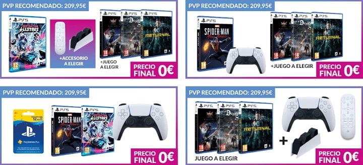 Imagen - Plan renove PS5 de accesorios en Game: así funciona