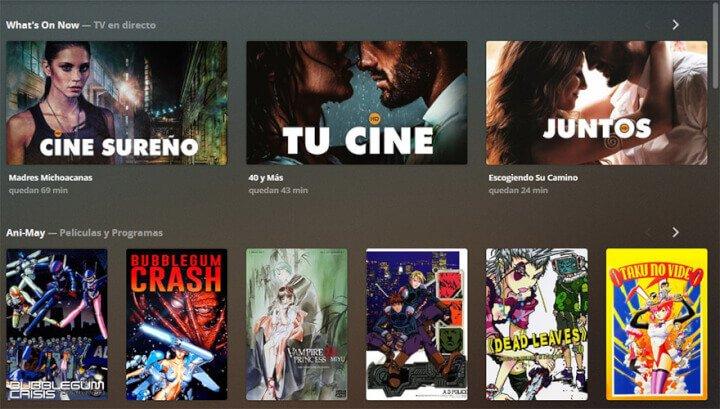 Imagen - Plex.tv, canales, películas y series gratis con publicidad