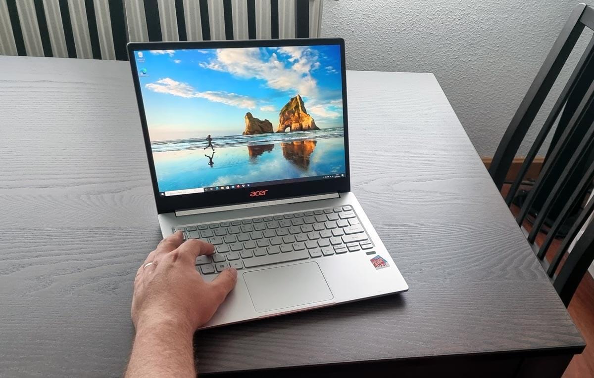 Review: Acer Swift 3 (2021), un portátil con un gran rendimiento en un tamaño muy compacto