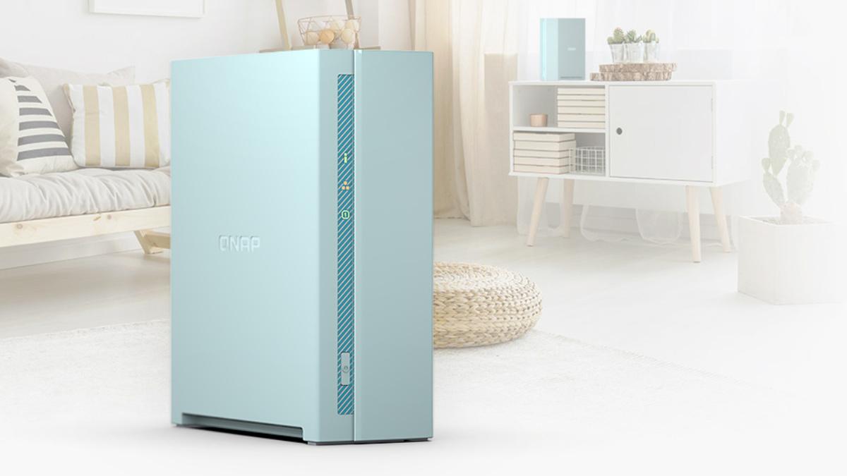 QNAP TS-130: un atractivo NAS para copias de seguridad y multimedia en el hogar