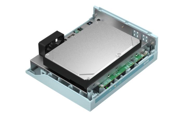 Imagen - Nuevo QNAP TS-130: detalles del NAS doméstico