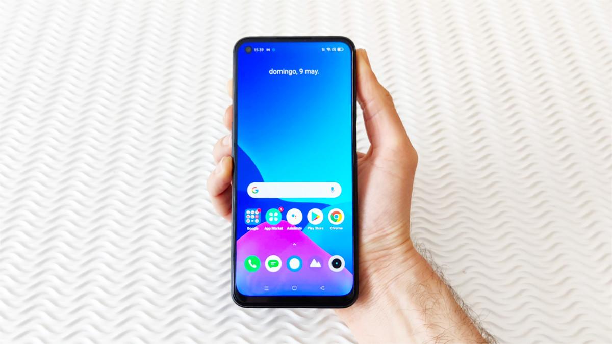 Review: Realme 8 5G, un móvil para democratizar el 5G desde solo 199 euros