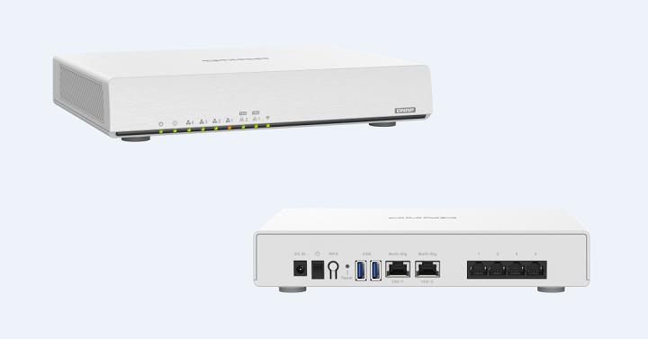 Imagen - QNAP Qhora-301W: detalles del nuevo router SD-WAN