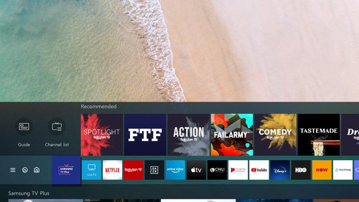 Imagen - Samsung TV Plus: qué es, cómo funciona y canales gratis
