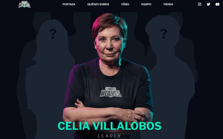 Imagen - Screen Wolves, el equipo de eSports de Celia Villalobos