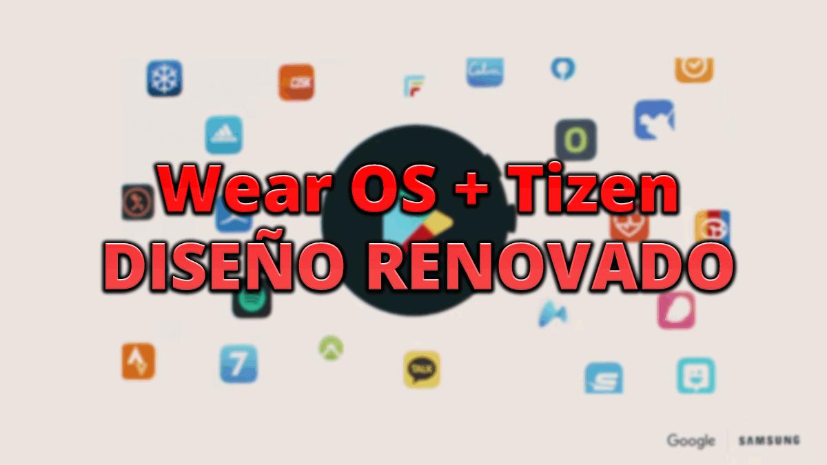 Wear OS se unifica con Tizen: Samsung lo usará en sus smartwatches
