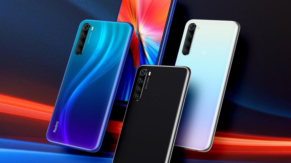 Xiaomi Redmi Note 8 2021 vuelve renovado: conoce todos los detalles
