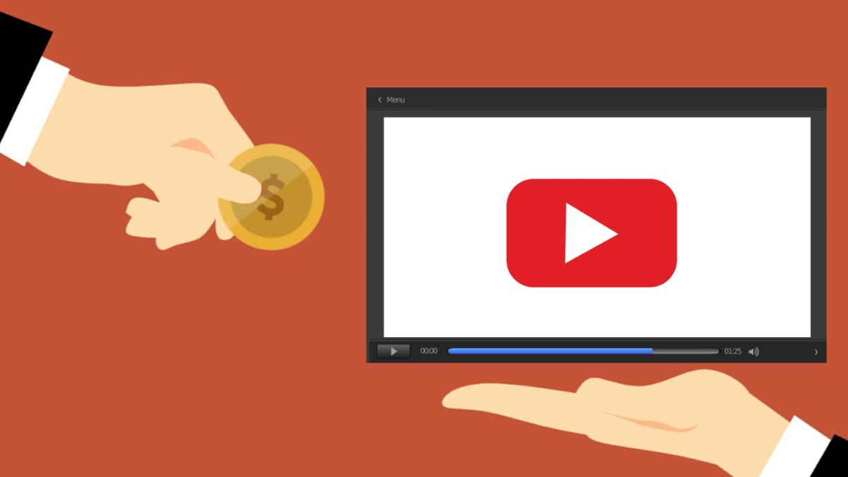 ¿Cuánto paga YouTube?