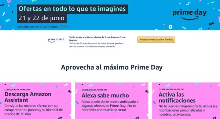 Imagen - Amazon Prime Day 2021: fecha de las ofertas