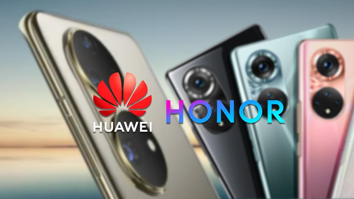 Huawei P50 y Honor 50: todo lo que sabemos