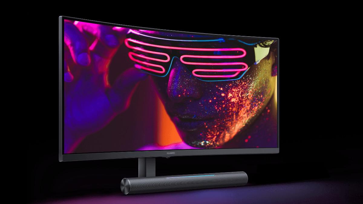 MateView y MateView GT: los nuevos monitores de Huawei apuestan por el 4K+ y el gaming