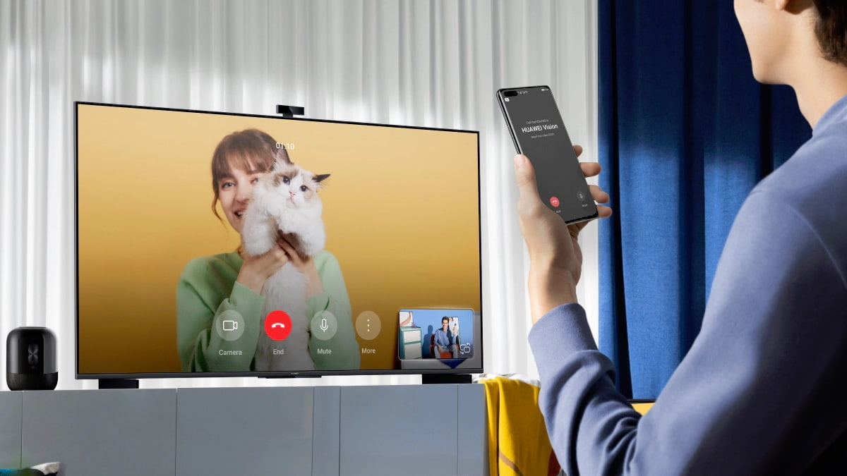 Huawei Vision S: así son los nuevos televisores 4K de hasta 65 pulgadas con Harmony OS