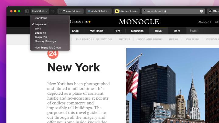 Imagen - macOS Monterey: novedades, lanzamiento y Macs compatibles