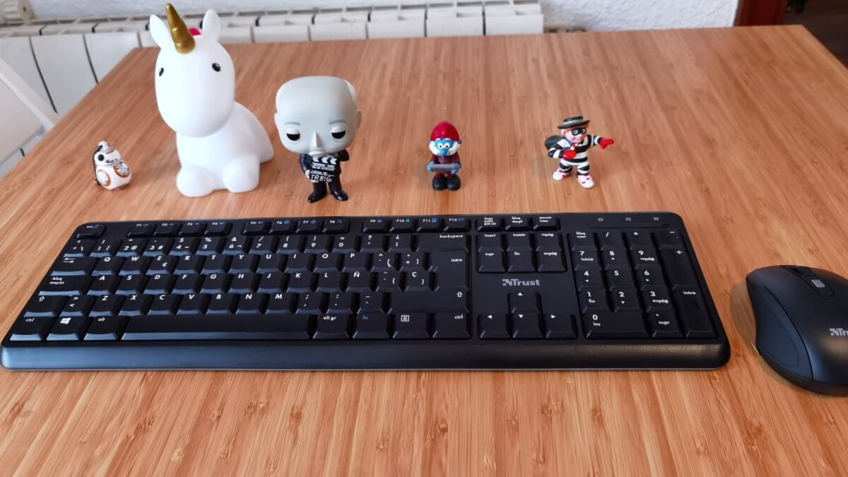 Review: Trust ODY Wireless Silent, un teclado sencillo y silencioso a muy buen precio