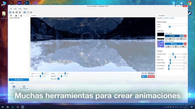 Imagen - Wallpaper Engine, fondos increíbles para tu ordenador