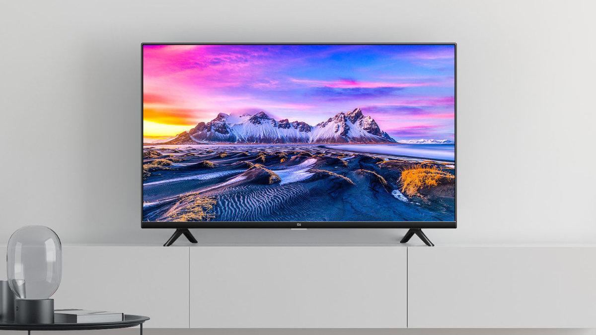 """Xiaomi Mi TV P1: las nuevas smart TV son un """"chollo"""" desde solo 229 euros"""