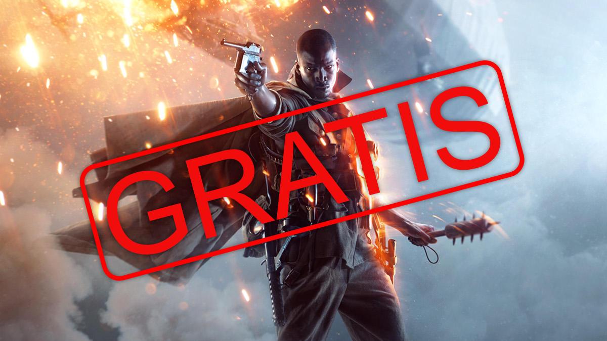 Descarga gratis Battlefield 1 si tienes Amazon Prime