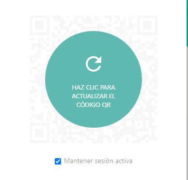 Imagen - Dónde está el código QR de WhatsApp Web