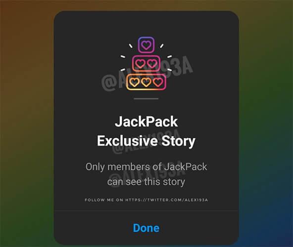 Imagen - Instagram prepara Stories solo para suscriptores VIP