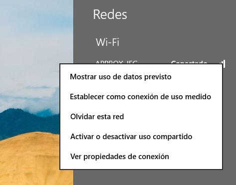 Imagen - Cómo recuperar contraseña de la red Wi-Fi en Windows 8