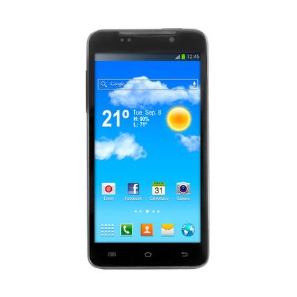 Imagen - Zielo Q20, un teléfono de gama baja a precio bajo