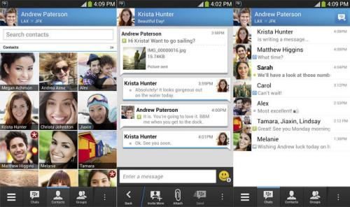 Imagen - Descarga ya BlackBerry Messenger para Android