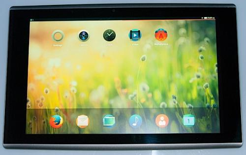 Imagen - Mozilla prepara su primera tablet con Firefox OS