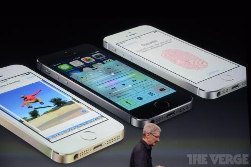Imagen - iPhone 5S, el nuevo smartphone de Apple
