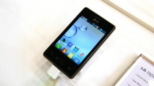 Imagen - LG Optimus L3 II, el más pequeño de la familia