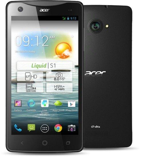 Imagen - Acer lanza los smartphones Liquid Z3, Liquid E2, Liquid S1 y Liquid S2 en España