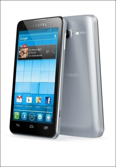Imagen - Alcatel One Touch Snap con conectividad LTE de alta velocidad