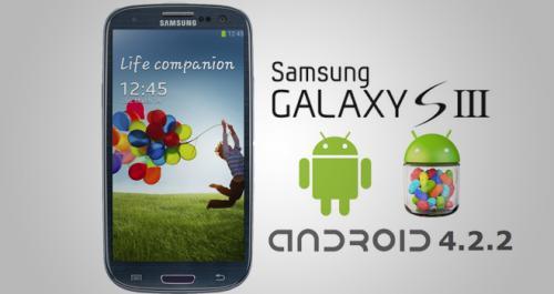 Imagen - Filtrado Android 4.2.2 para el Samsung Galaxy S III