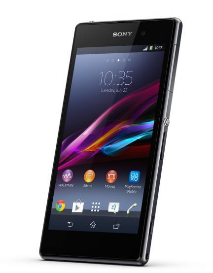 Imagen - Sony Xperia Z1, el nuevo smartphone de alta gama