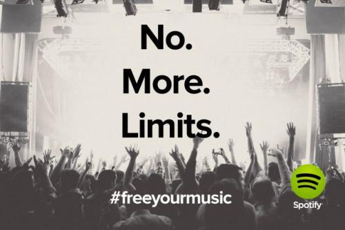 Imagen - Escucha ya Spotify sin límites y gratis