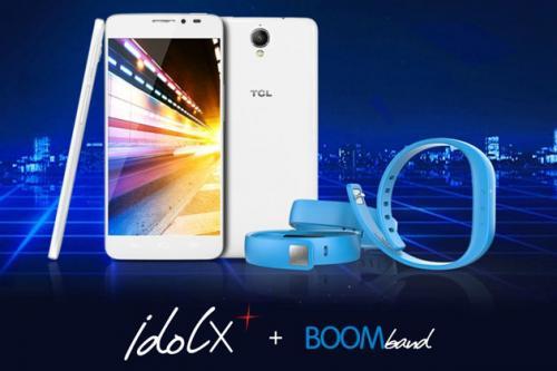 Imagen - TCL anuncia el Alcatel One Touch Idol X+ con pulsera bluetooth