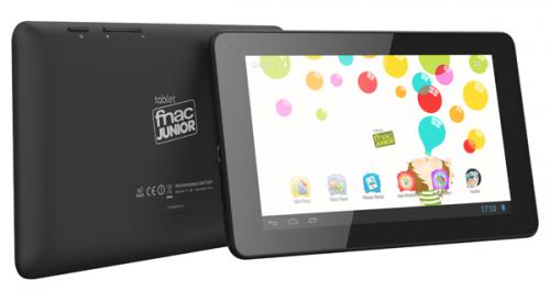Imagen - Fnac Junior, una tablet especialmente diseñada para niños