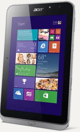 Imagen - Tres nuevos tablets se añaden a Acer Iconia: W4, Al-380 y B1-720
