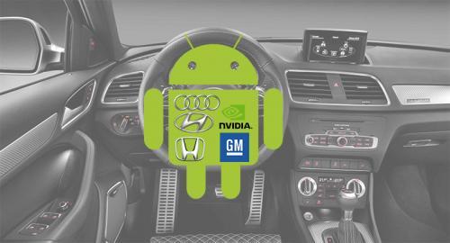 Imagen - Android se va al coche con Audi, Honda, Nvidia, Hyundai y GM