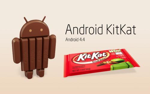 Imagen - Dispositivos que actualizarán a Android 4.4 KitKat