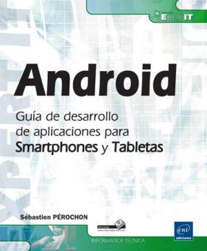"""Imagen - """"Android, Guía de desarrollo de aplicaciones para smartphones y tabletas"""""""