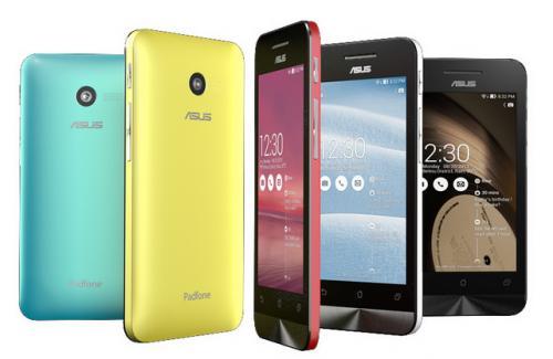 Imagen - ASUS ZenFone, los nuevos teléfonos baratos con Android