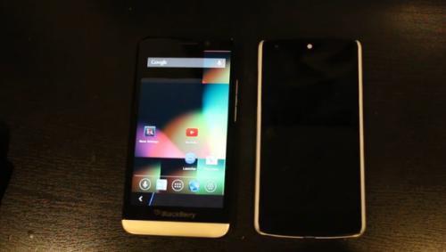 Imagen - BlackBerry 10.2 permitirá ejecutar Android al completo