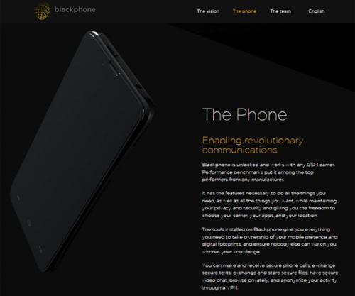 Imagen - Blackphone, el próximo smartphone español contra la NSA