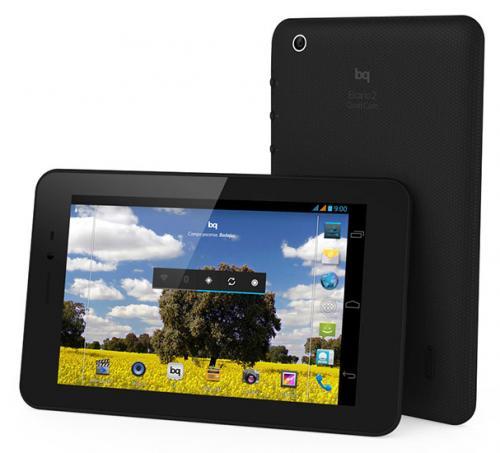 Imagen - bq Elcano 2 QC, el nuevo tablet quad core con 3G