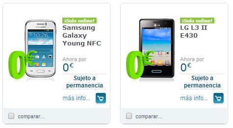 Imagen - Movistar recupera la subvención de móviles