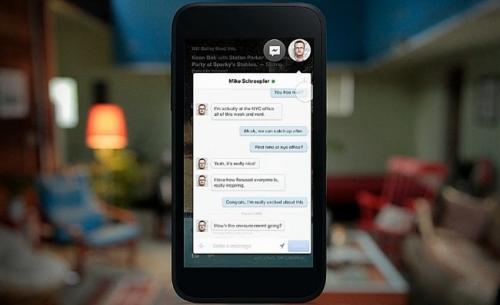 Imagen - Llega Facebook Home pero solo para algunos dispositivos Android