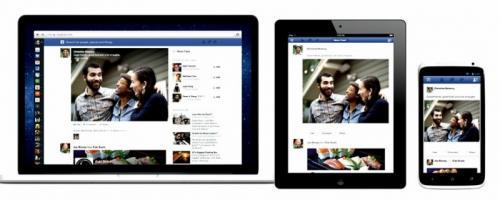 Imagen - Facebook presenta el nuevo diseño