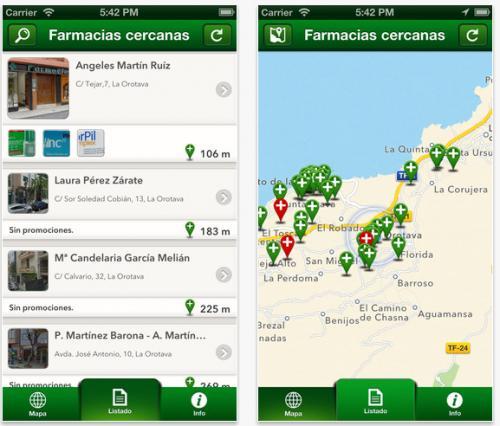 Imagen - iFarmacias, app para buscar la farmacia más cercana